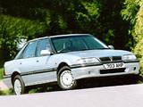 Photos of Rover 420SLi (R8) 1990–95
