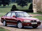 Rover 420GSi Sport Turbo (R8) 1990–95 images