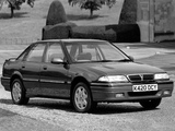 Rover 420GSi Sport Turbo (R8) 1990–95 photos