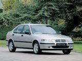 Rover 400 Sedan (HH-R) 1995–99 photos