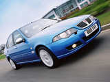 Images of Rover 45 Sedan 2004–05