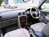 Pictures of Rover 45 Sedan 2004–05