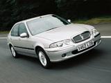 Rover 45 5-door 1999–2004 photos