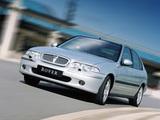 Rover 45 5-door 1999–2004 pictures