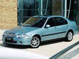 Rover 45 Sedan 1999–2004 pictures