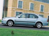 Rover 45 Sedan 1999–2004 wallpapers