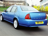 Rover 45 Sedan 2004–05 images