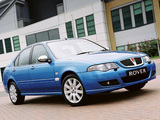 Rover 45 Sedan 2004–05 photos