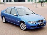 Rover 45 Sedan 2004–05 pictures