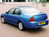 Rover 45 Sedan 2004–05 wallpapers