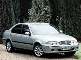 Rover 45 5-door 1999–2004 wallpapers