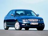 Images of Rover 75 EU-spec 1998–2003