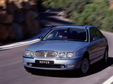 Images of Rover 75 1998–2003