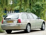 Images of Rover 75 Tourer EU-spec 2001–03