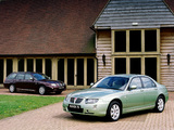 Photos of Rover 75 1998–2005