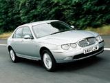 Photos of Rover 75 1998–2003