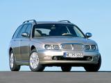Photos of Rover 75 Tourer EU-spec 2001–03
