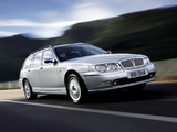 Photos of Rover 75 Tourer 2001–03