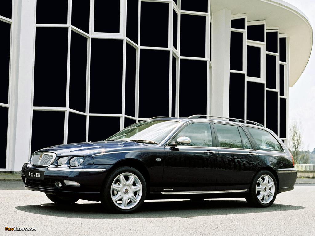 Photos of Rover 75 Tourer 2001–03 (1024 x 768)