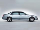 Photos of Rover 75 Vanden Plas 2002–03