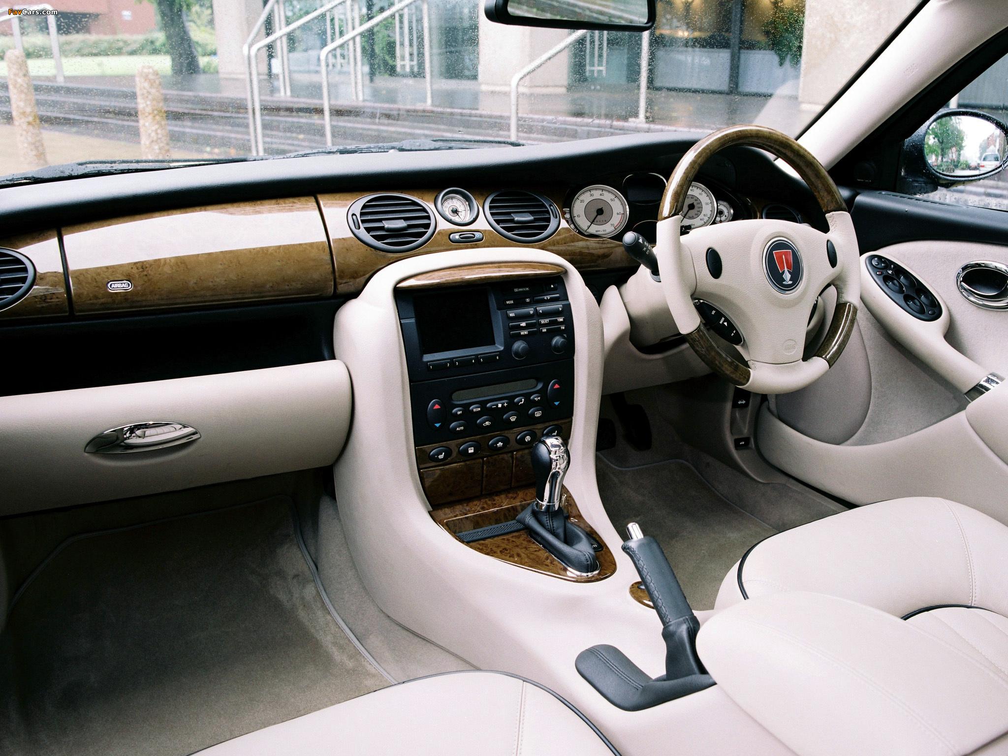 Photos of Rover 75 2004–05 (2048 x 1536)