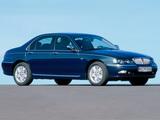Pictures of Rover 75 EU-spec 1998–2003
