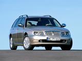 Pictures of Rover 75 Tourer EU-spec 2001–03