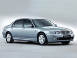 Pictures of Rover 75 Vanden Plas 2003
