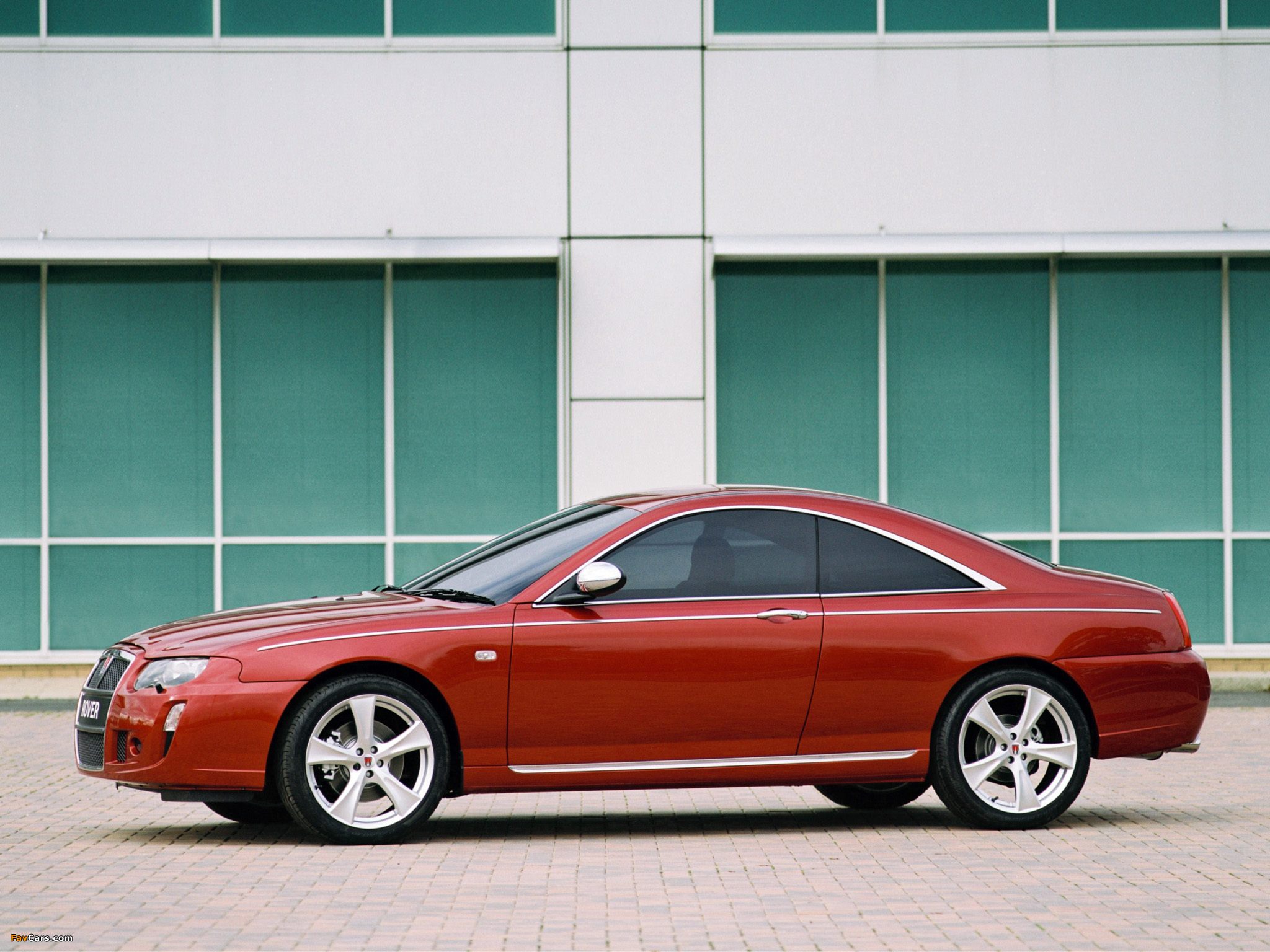 Pictures of Rover 75 Coupe Concept 2004 (2048 x 1536)
