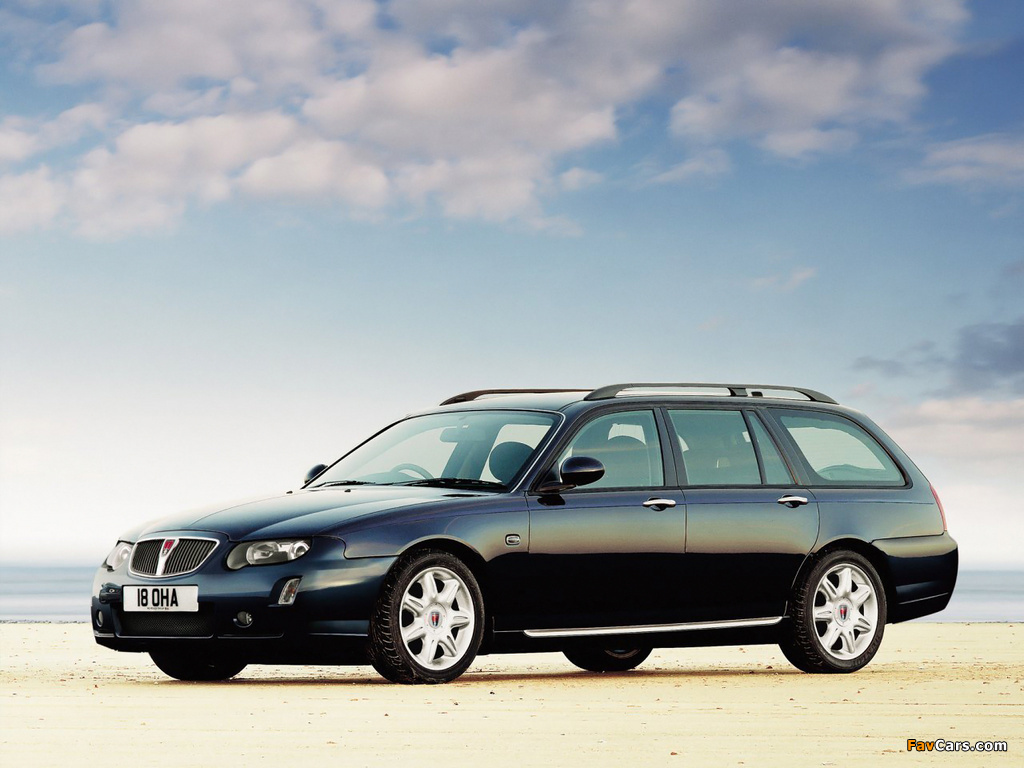 Pictures of Rover 75 Tourer 2004–05 (1024 x 768)