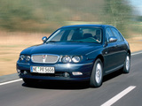 Rover 75 EU-spec 1998–2003 images