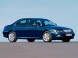Rover 75 EU-spec 1998–2003 photos