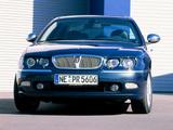 Rover 75 EU-spec 1998–2003 pictures