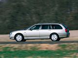 Rover 75 Tourer EU-spec 2001–03 images