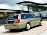Rover 75 Tourer 2001–03 images