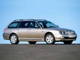 Rover 75 Tourer EU-spec 2001–03 photos