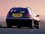 Rover 75 Tourer 2001–03 pictures