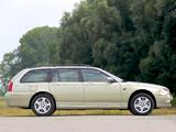 Rover 75 Tourer EU-spec 2001–03 wallpapers