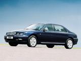 Rover 75 Vanden Plas 2003 pictures