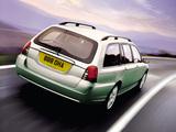 Rover 75 Tourer 2004–05 images