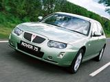 Rover 75 2004–05 photos