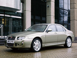 Rover 75 V8 2004–05 wallpapers
