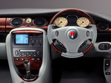 Rover 75 2004–05 wallpapers