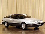 Images of Rover Vitesse Prototype 1984