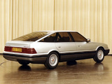 Pictures of Rover Vitesse Prototype 1984