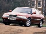 Rover Vitesse Sedan 1992–99 pictures