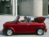 Rover Mini Cabriolet (ADO20) 1993–96 wallpapers