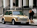 Rover Mini Knightsbridge Final Edition (ADO20) 2000 photos