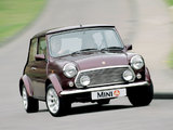 Rover Mini 40 Limited Edition (ADO20) 1999 pictures