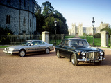 Rover P5 & Rover 800 Coupe wallpapers
